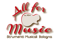 All for music logo banner